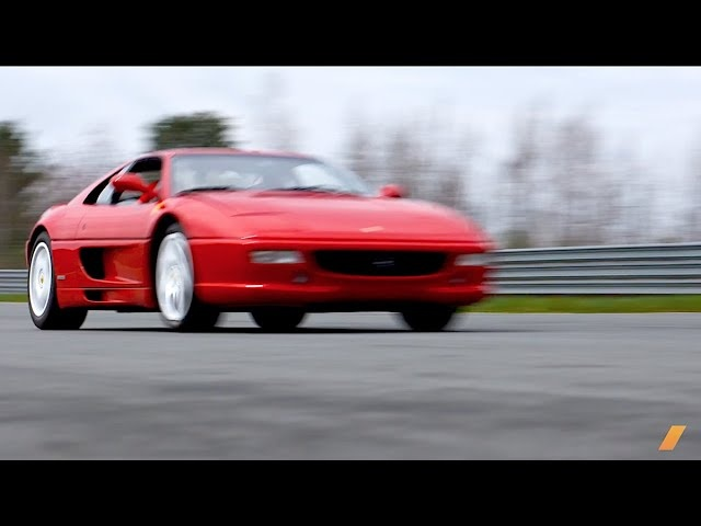 1999 Ferrari F355 Hot Rod Driven on Track
