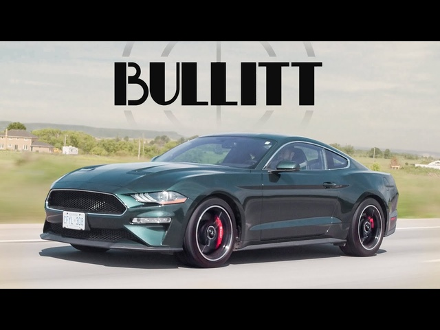 2019 <em>Ford</em> Mustang Bullitt Review - Is Steve McQueen Still Relevant?