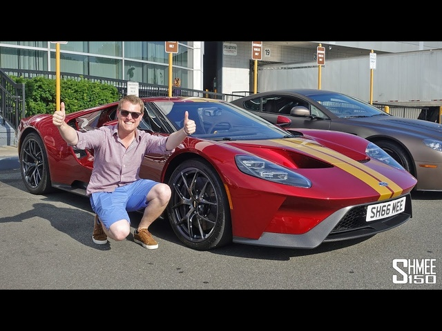 Collecting My Ford GT in NEW YORK!
