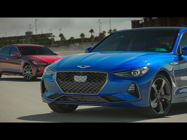 Why the Genesis G70 Won MotorTrend's 2019 Car of the Year