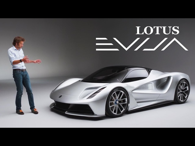<em>Lotus</em> Evija: 2,000hp, £1.7M Electric Hypercar, EVERYTHING You Need To Know | Carfection 4K