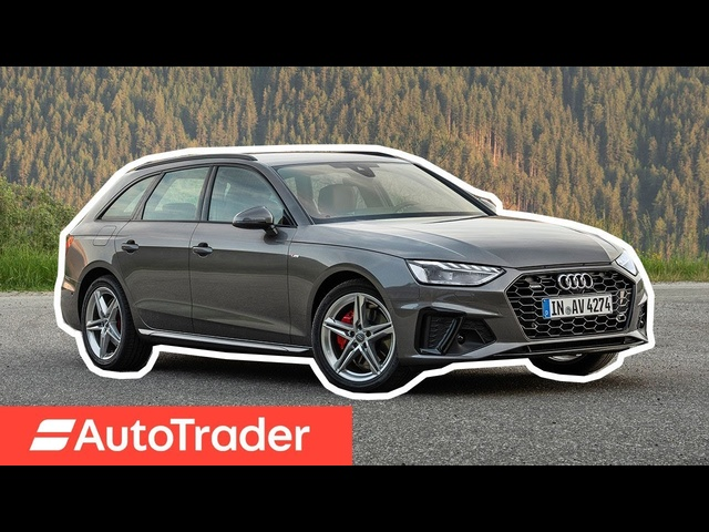 2019 <em>Audi</em> A4 Avant first drive review