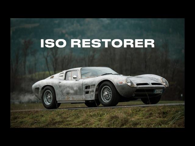 Master Mechanics: Il Bottegone, Iso Restorer -Clip