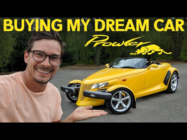 I Bought a Plymouth Prowler