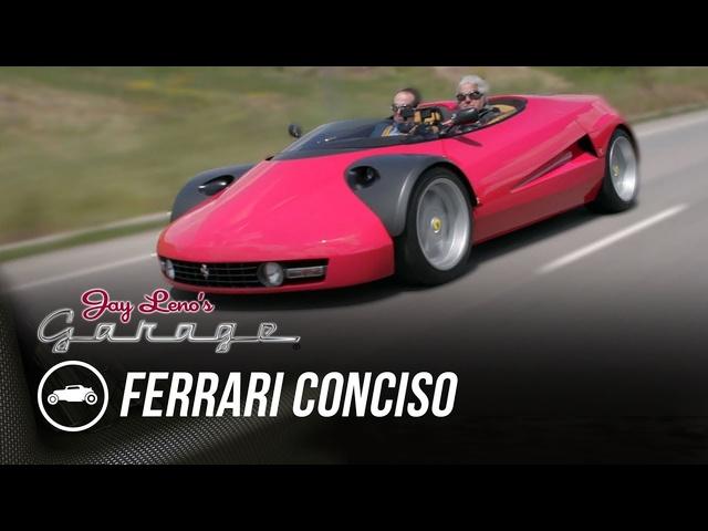 1993 Ferrari Conciso -Jay Leno's Garage