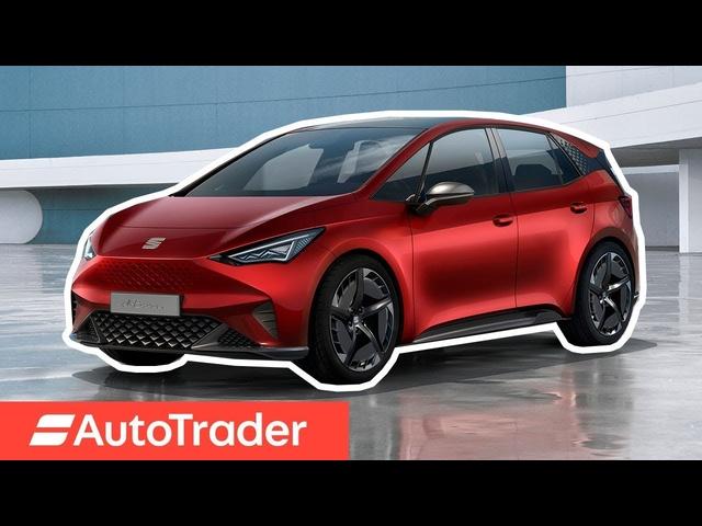 FIRST LOOK: 2020 <em>Seat</em> el-Born electric car