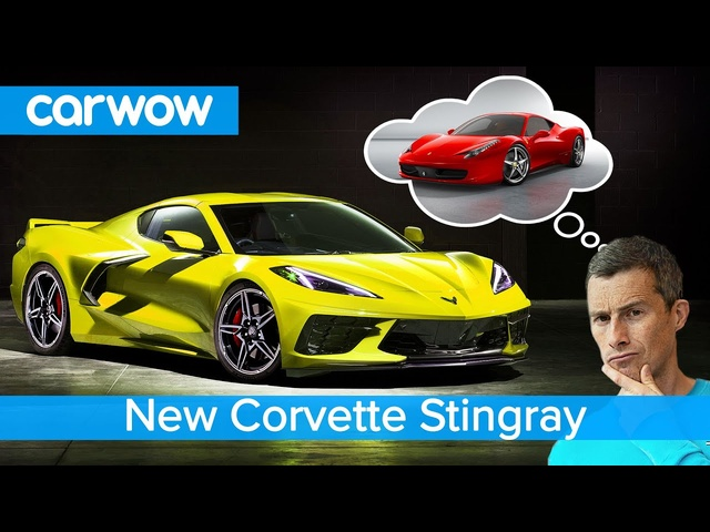 Corvette's <em>Ferrari</em> 458 for a fraction of the price - the new mid-engined NA V8 Stingray!