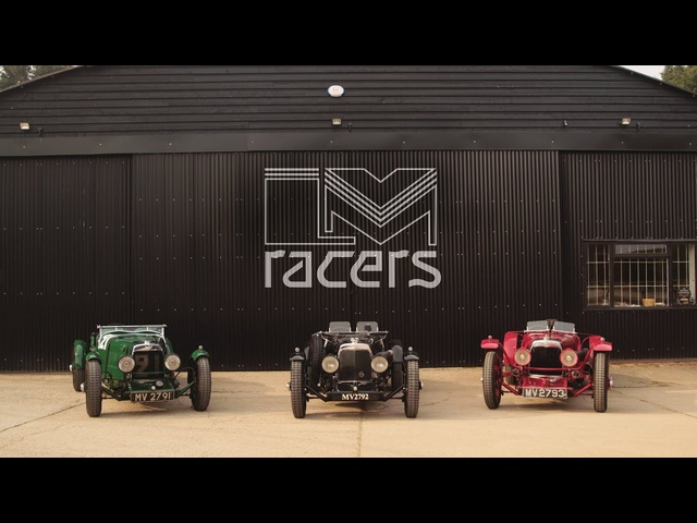 Aston Martin LM8, 9, And 10: Le Mans Racer Reunion