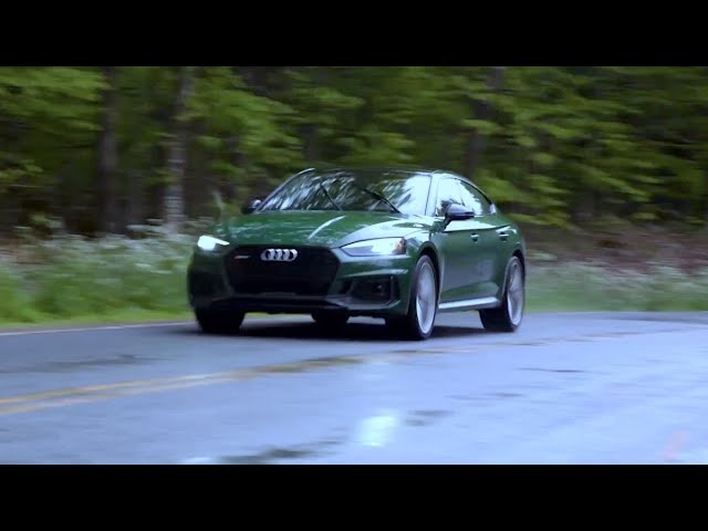 2019 <em>Audi</em> RS5 Sportback Test Drive (The All-Weather Sports Sedan)