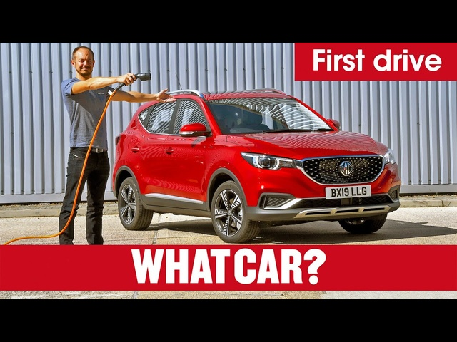 2020 MG ZS EV review – a half price Tesla Model Y? | What Car?