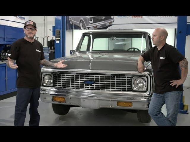 2019 Classic Trucks Week to Wicked: 1971 Chevrolet C10 Day 1 Recap