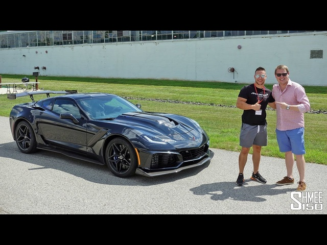 Streetspeed717 BOUGHT a Corvette ZR1 AND New Corvette C8!
