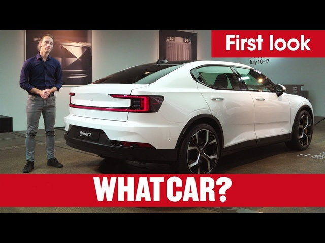 2020 Polestar 2 EV walkaround – better than the Tesla Model 3? | What Car?