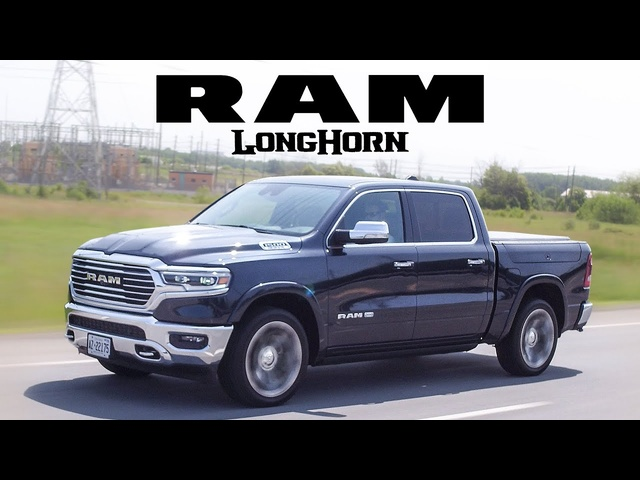 2019 Ram 1500 Laramie Longhorn Review - The Mercedes S Class for Cowboys
