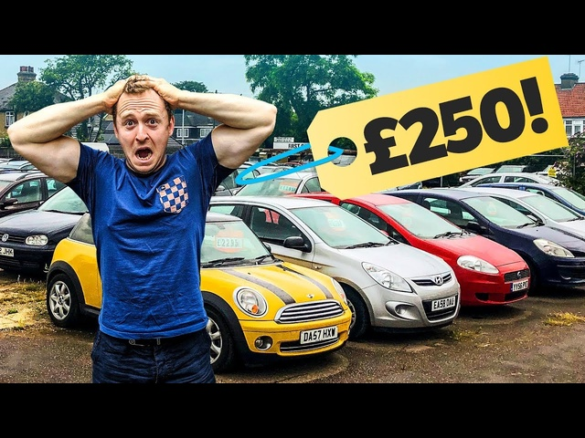 £250 Cheap Car Challenge