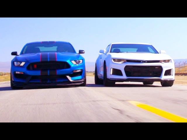 Head 2 Head | Top Mustang v Camaro Moments