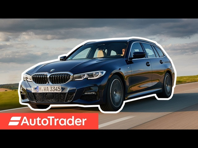 2019 BMW 3 Series Touring first drive review