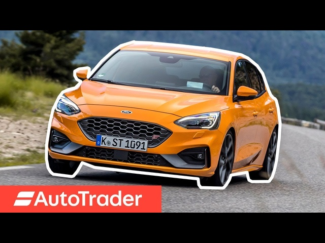 2019 Ford Focus ST first drive review