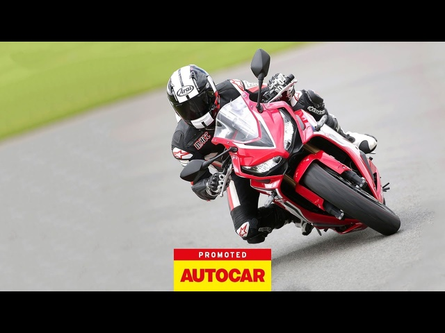 Promoted | Honda CBR650R: Born On The Track | Autocar