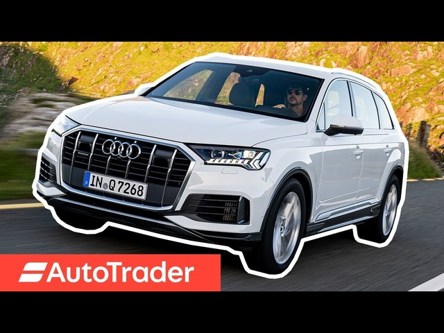 2019 <em>Audi</em> Q7 first drive review