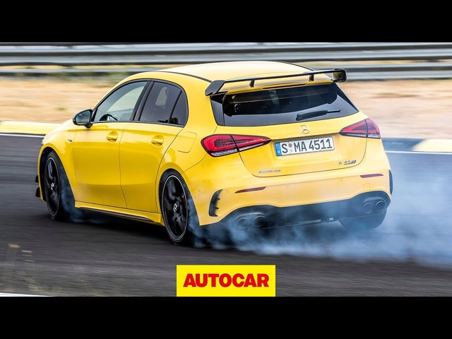 2020 Mercedes-AMG A45 S review | Better than an <em>Audi</em> RS3? | Autocar