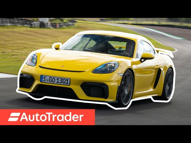 2019 Porsche Cayman GT4 first drive review