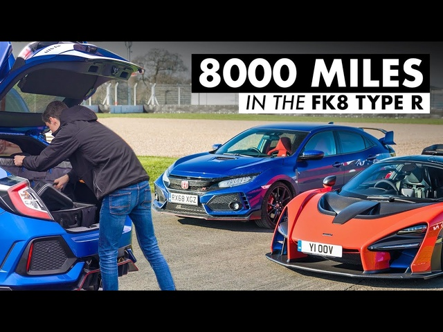 8000 Miles In Our Honda Civic Type R | Carfection +