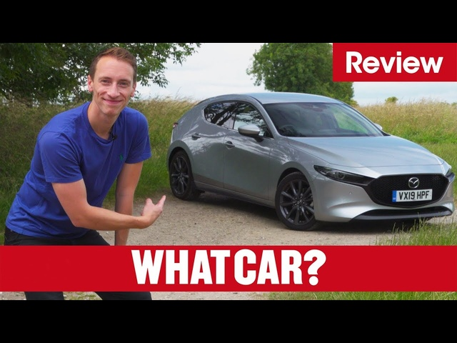 2019 Mazda3 review – better than the Ford Focus? | What Car?