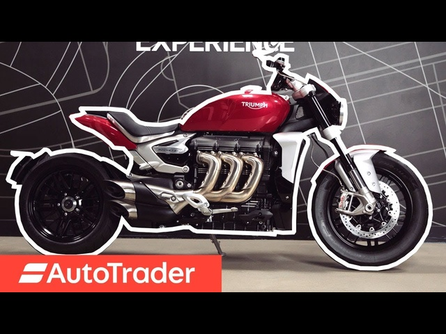 2019 Triumph Rocket 3 Revealed - First Look