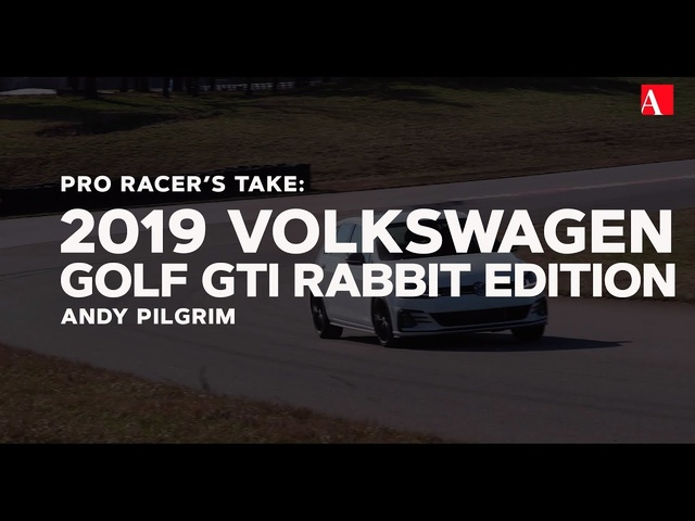 2019 VW Golf GTI Rabbit Edition