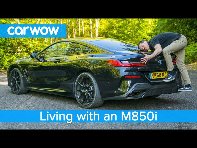 BMW M850i 6 month review - the good, the bad and the pointless!