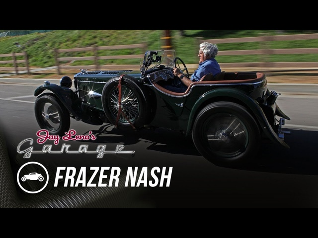 1934 Frazer Nash -Jay Leno's Garage