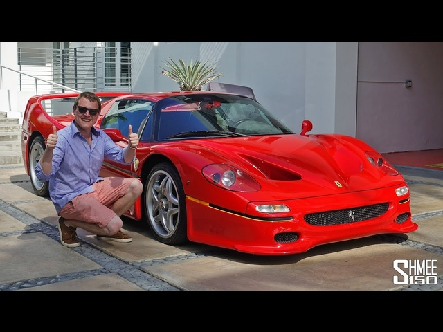 Here's Why the <em>Ferrari</em> F50 is My Favourite Car!