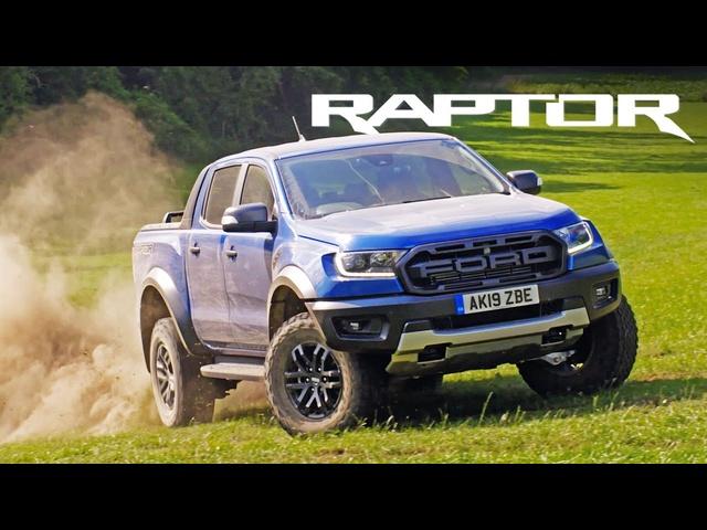 NEW <em>Ford</em> Ranger Raptor: Off-Road Review | Carfection 4K