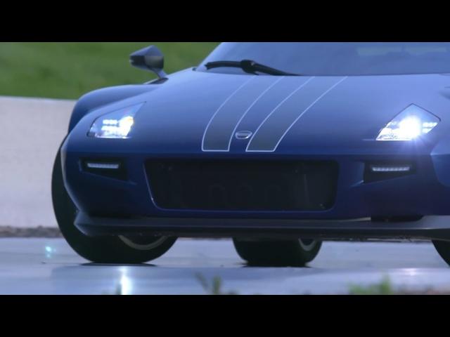 MAT New Stratos vs. Superformance GT40 vs. <em>Nissan</em> GT-R Track Edition—Head 2 Head Preview Ep. 113