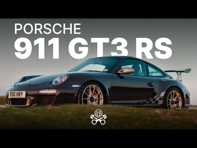 <em>Porsche</em> 911 GT3 RS (997.2) | Anniversary Rise & Drive | PistonHeads