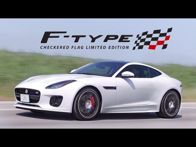 2020 <em>Jaguar</em> F-Type Checkered Flag Review - The Sweet Spot