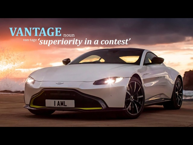 Aston Martin Valkyrie, Vantage, Vulcan: Why Do They All Start With V? | Carfection