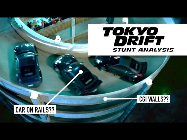 The Fast and the Furious: Tokyo Drift, Stunt Analysis - At The Drive-In Episo<em>de</em> 2 | Carfection