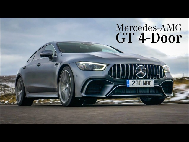 Mercedes-AMG GT 4-Door: Road Review | Carfection 4K
