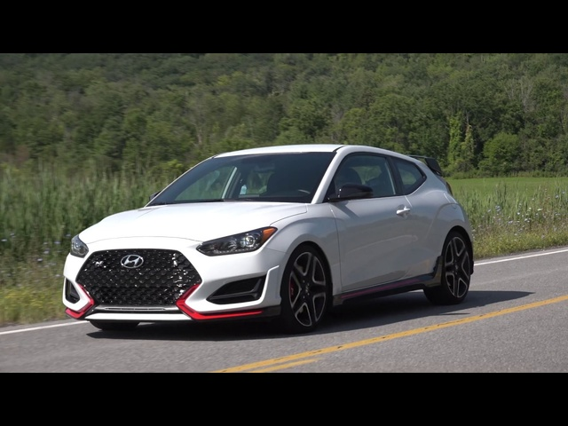 2019 Hyundai Veloster N | Is N the new M? | TestDriveNow