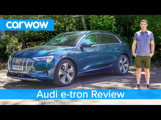 <em>Audi</em> e-tron SUV 2020 in-depth review | carwow Reviews