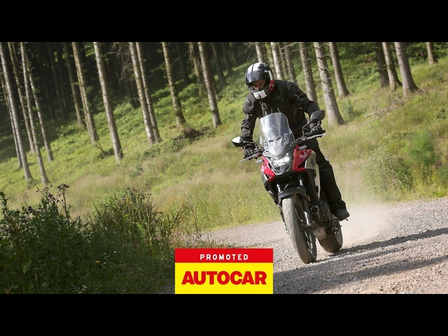 Promoted | <em>Honda</em> CB500X: Ready For The Rough Stuff | Autocar