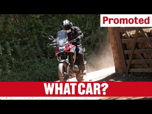 Promoted | Honda CB500X: Ready For The Rough Stuff | What Car?