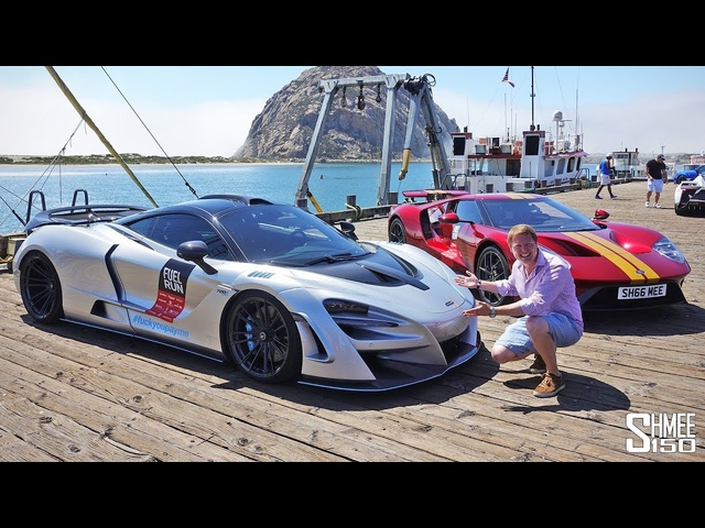 Chasing an INSANE Novitec 720S N-Largo in My Ford GT!