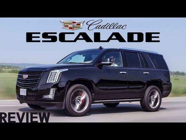 2019 <em>Cadillac</em> Escalade Platinum Review - Showing Its Age