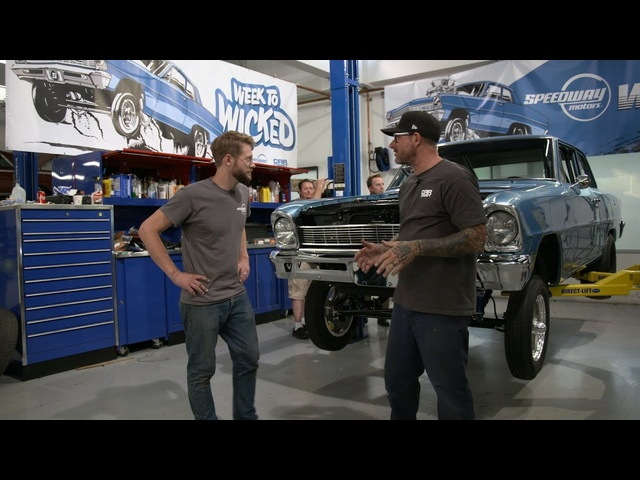 Chevy II Nova Gasser: Week to Wicked—Day 4