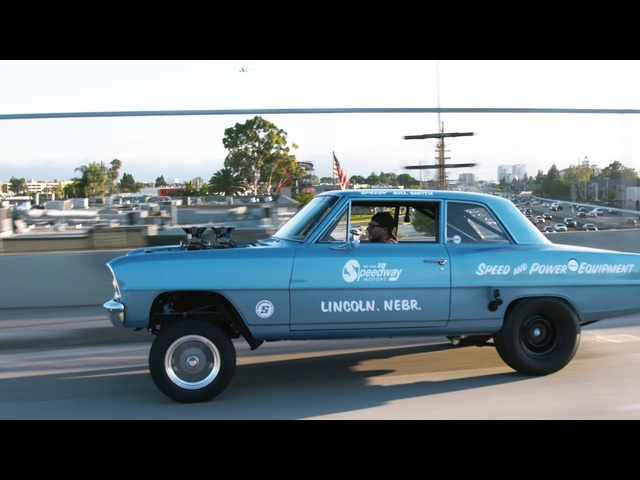 Chevy II Nova Gasser: Week to Wicked Day 5
