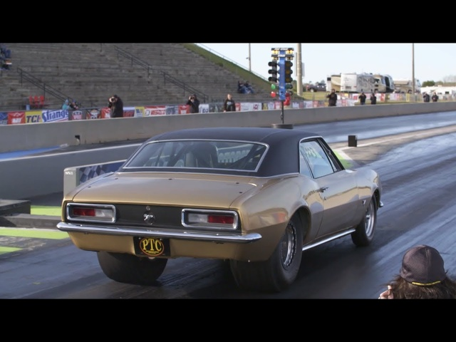 Fastest Cars In The Dirty South FULL EPISODE—The Gold Camaro