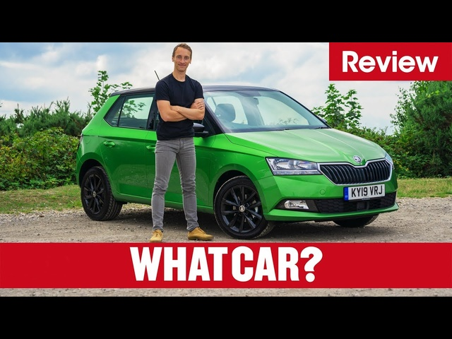 2020 Skoda Fabia review – better than the Ford Fiesta? | What Car?